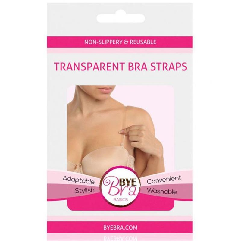 Transparent Bra Straps