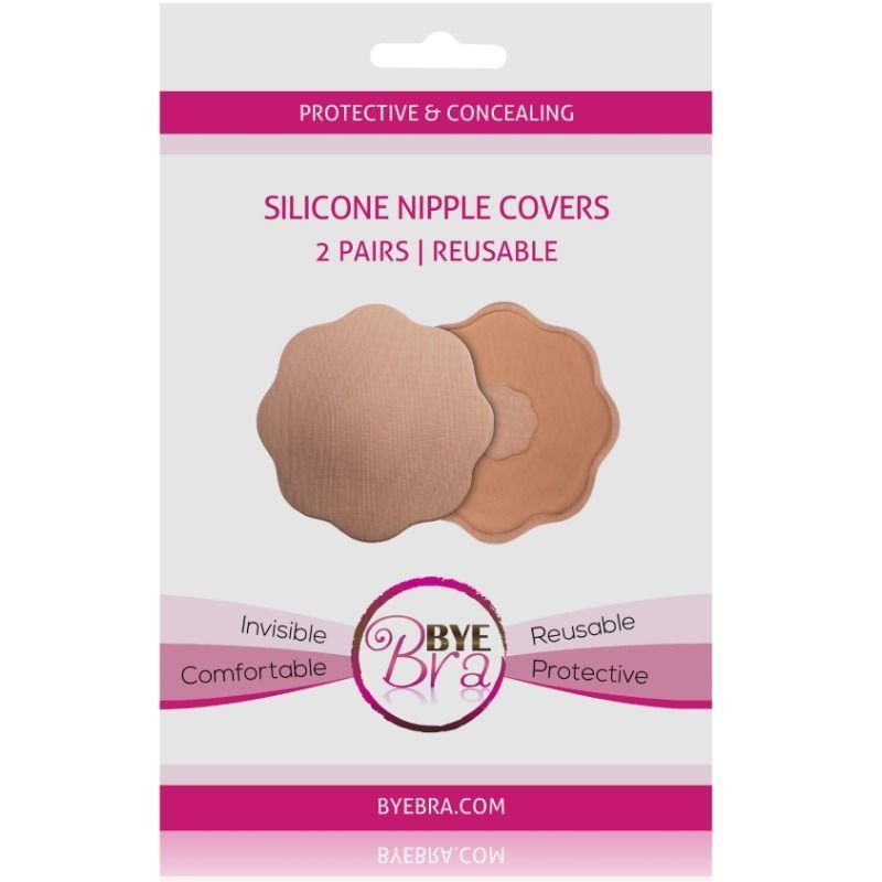 Silicone Nipple Covers Skin Colour