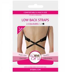 Low Back Straps 3-hook - 2 Colors