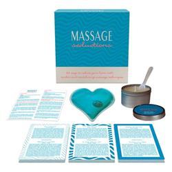 Massage Seductions EN ES DE FR Clave 6