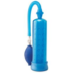 Pump Worx Silicone Power Pump-Blue