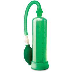 Pump Worx Silicone Power Pump-Green