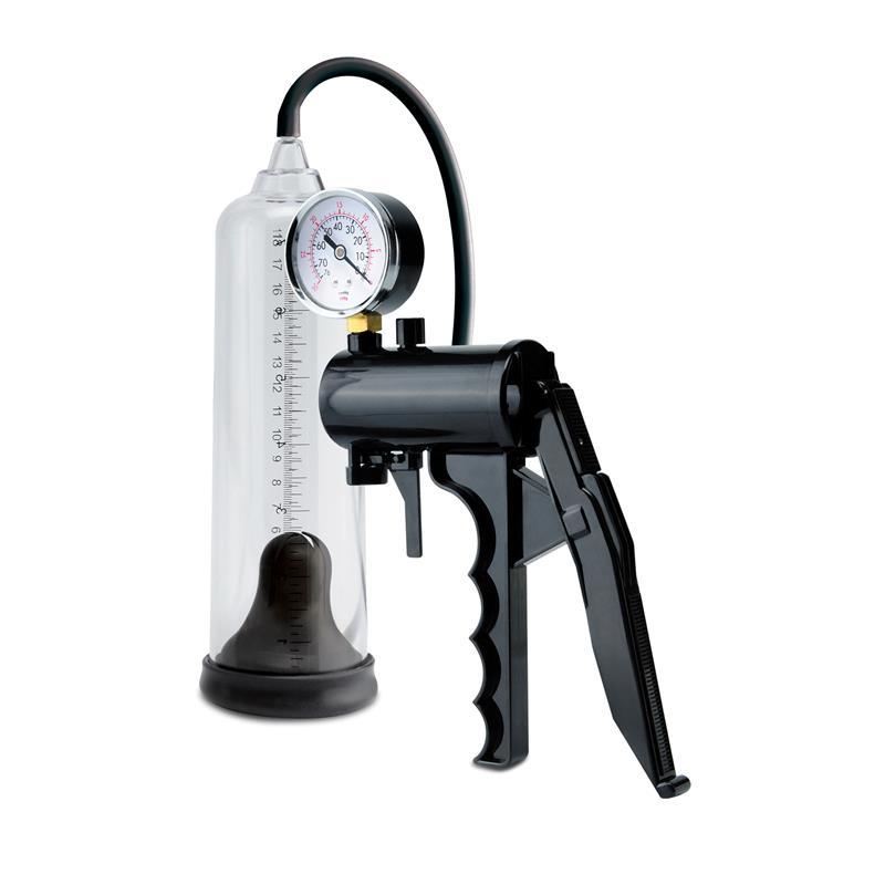 Pump Worx Succionador de Máxima Precisión olor Negro de PUMPWORX #satisfactoys