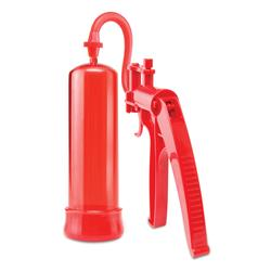 Pump Worx Deluxe Fire Power Pump-Red