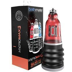 Hydromax3 - Red