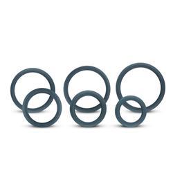 Boners 6-Piece Cock Ring Set