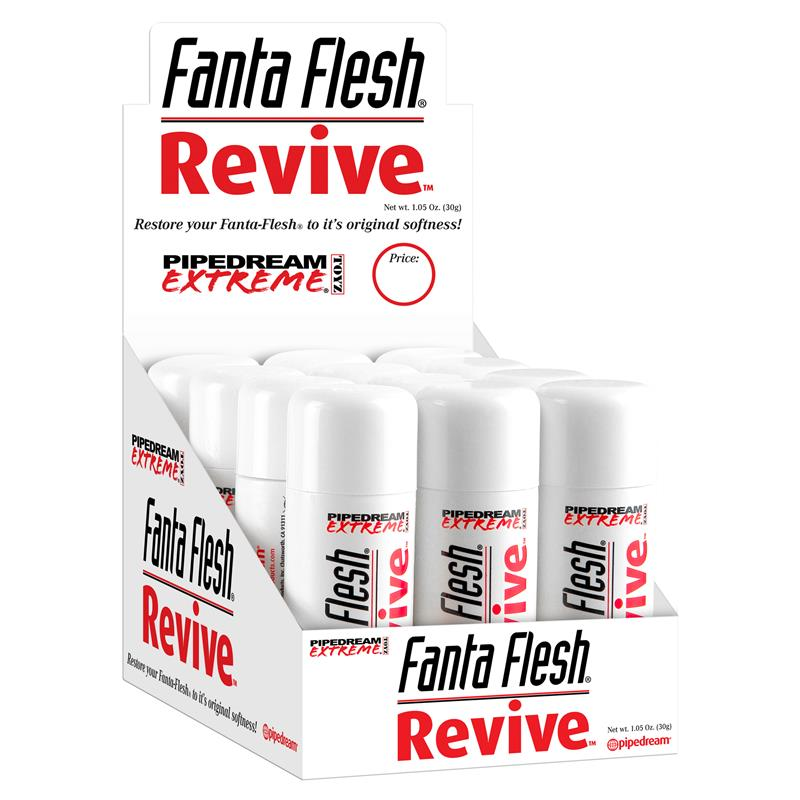 Pipedream Extreme Toyz Expositor Polvos Revive Fanta Flesh 29 gr de PDX TOYZ #satisfactoys