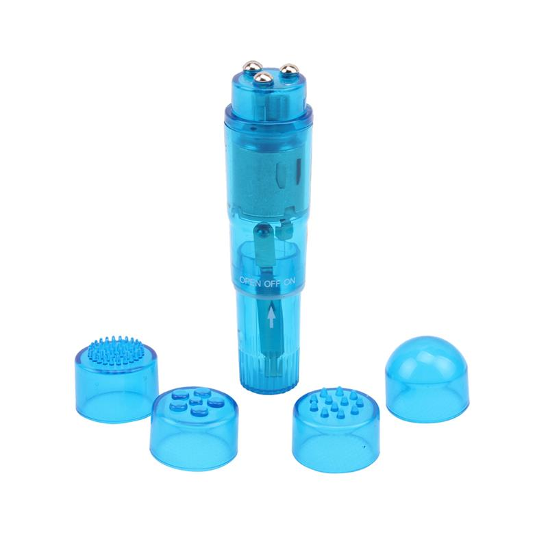 Massager Hi-Basic 10.8 cm Bleu
