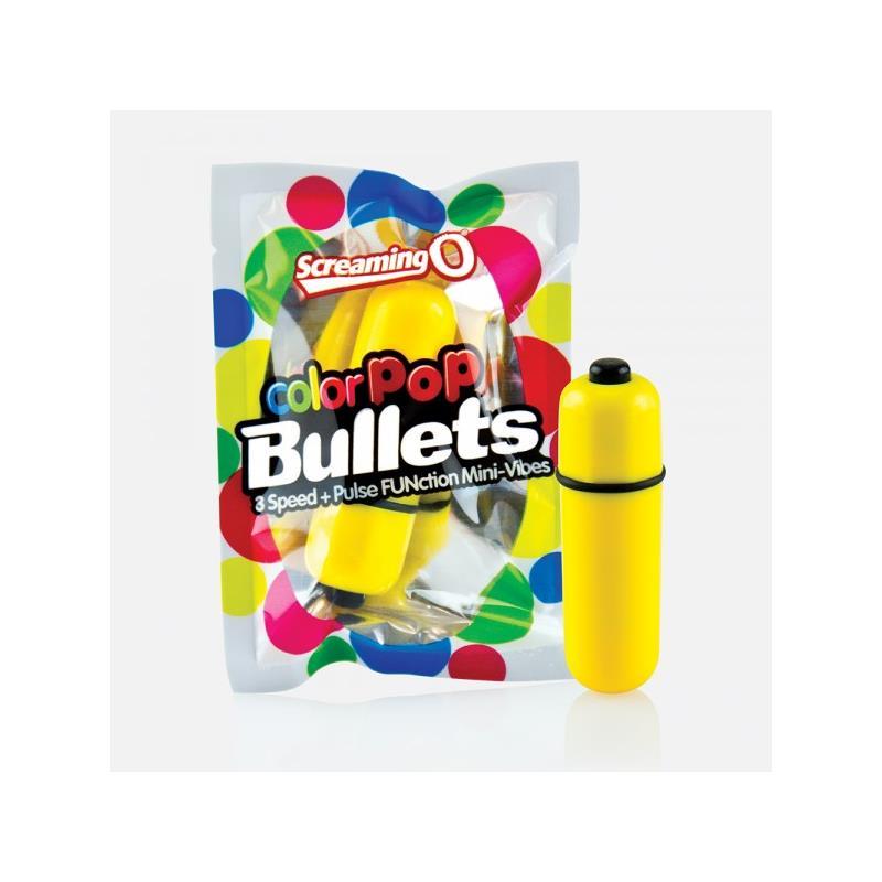 Colorpop Bullet - Yellow