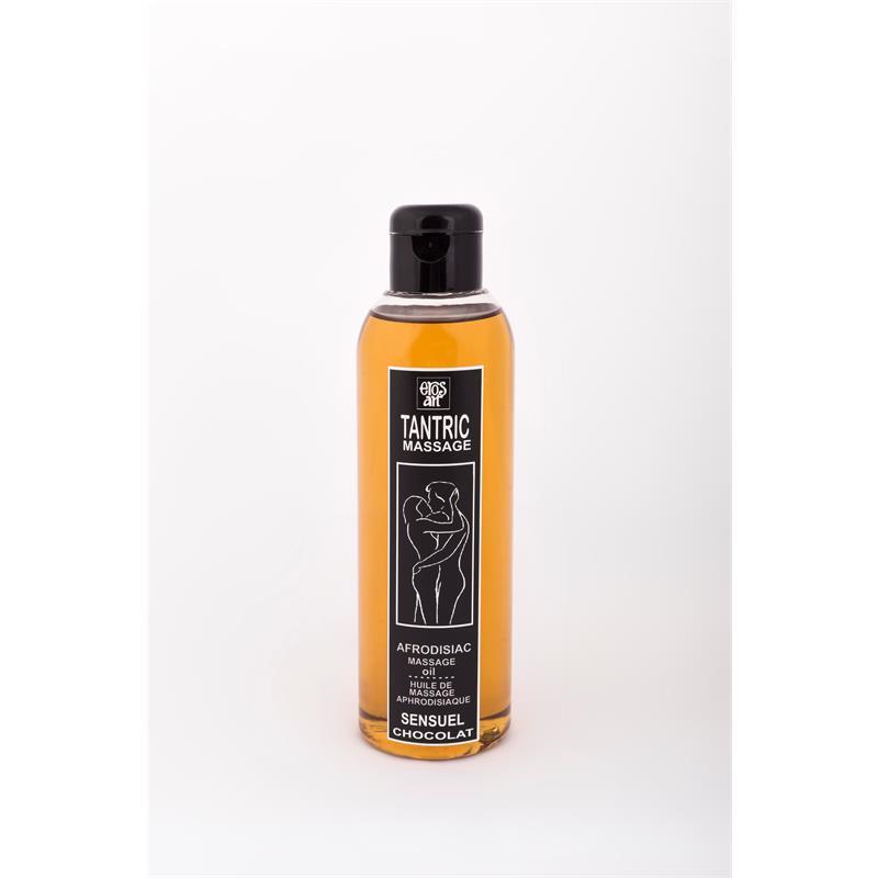 Aphridisiac Tantric Oil Chocolat 100 ml