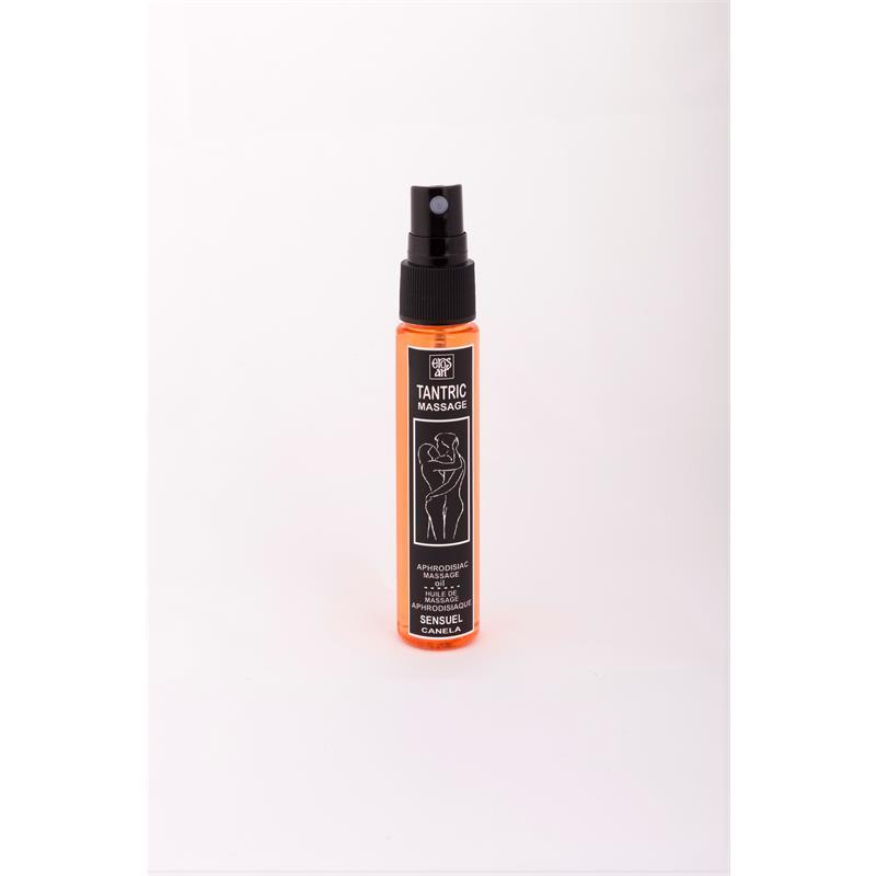 Aphrodisiac Tantric Oil Cinnamon 30 ml