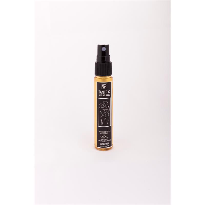 Aphrodisiac Tantric Oil Chocolat 30 ml