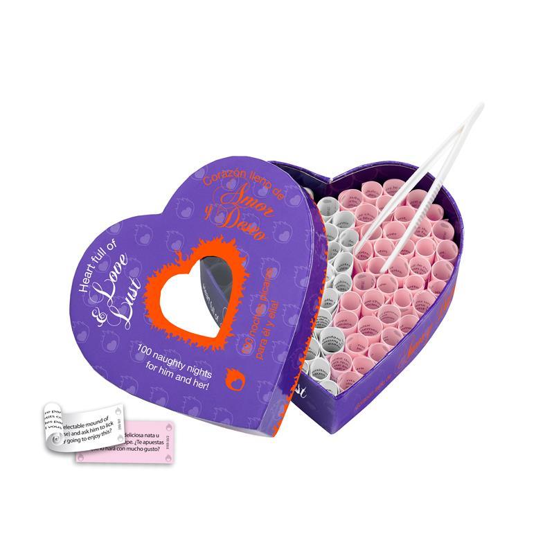 Heart full of Love (EN-ES)