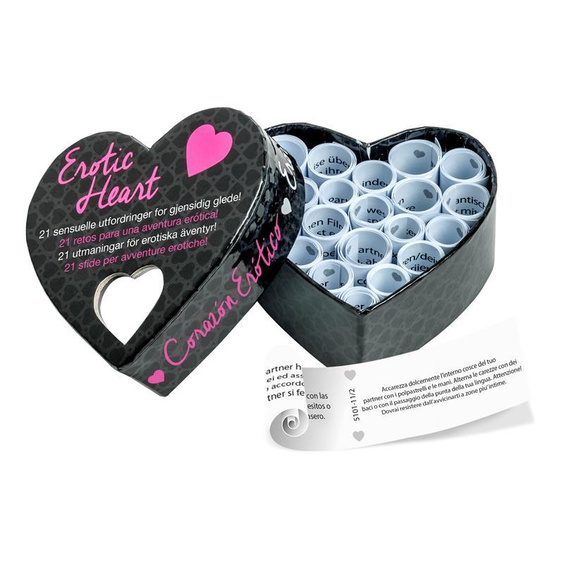 Erotic Mini Heart (NO-SE-ES-IT)