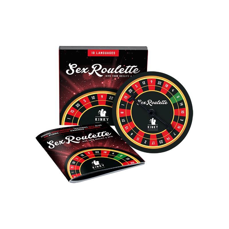 Sex Roulette Kinky
