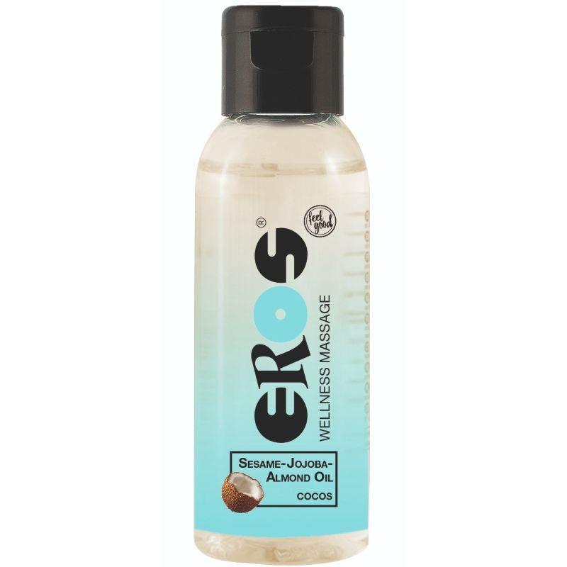 Wellness Massage Oil Coconut 50 ml