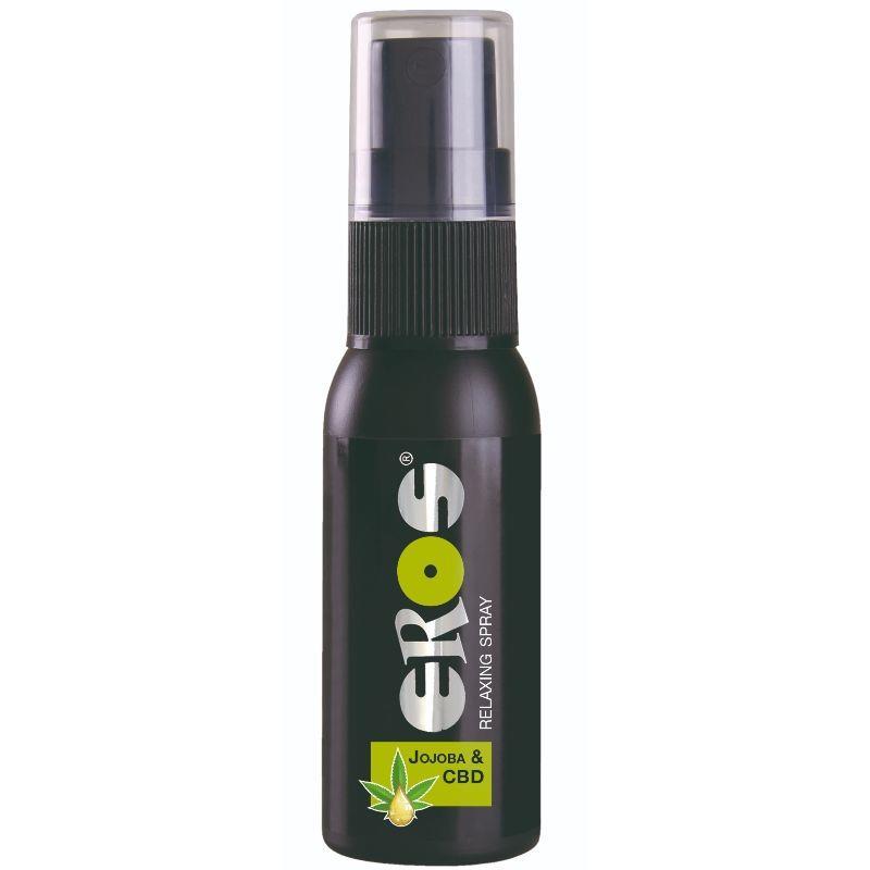 Relaxing Spray Jojoba and CBD 30 ml