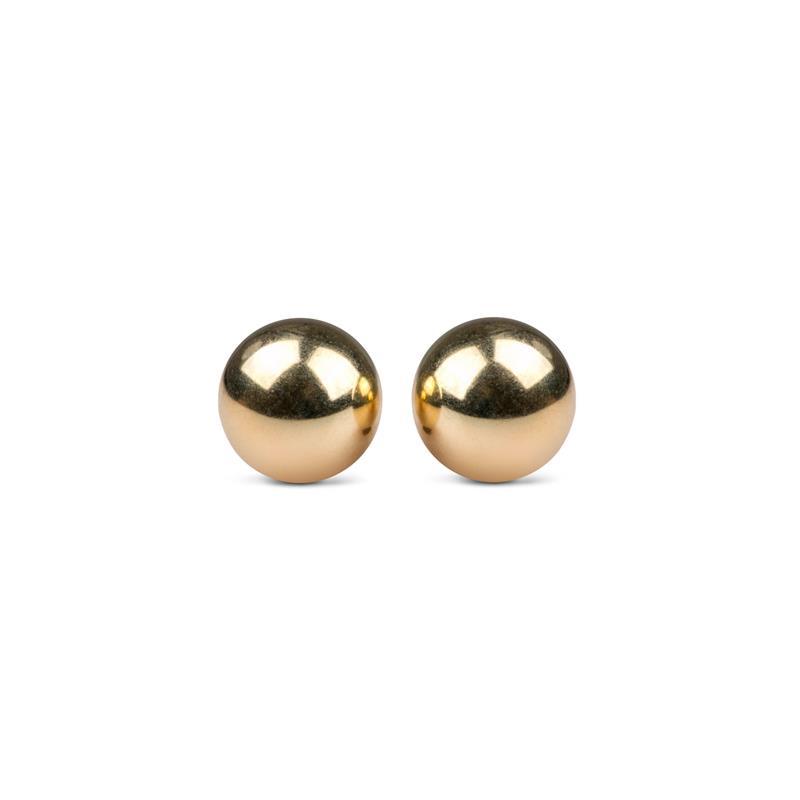 Gold Ben Wa Balls - 25 MM