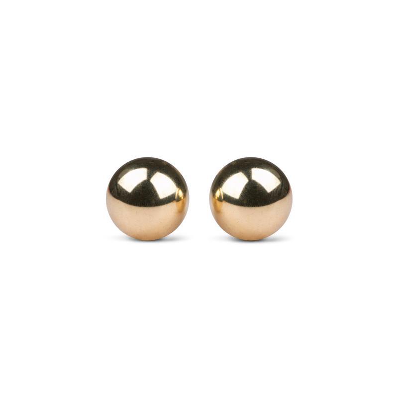 Gold Ben Wa Balls - 22 MM