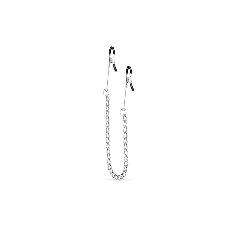 Long Nipple Clamps Withc Chain