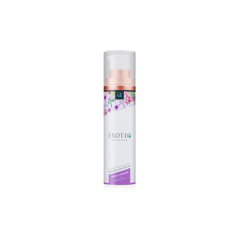 Massage oil Lovely Lavender - 100 ml