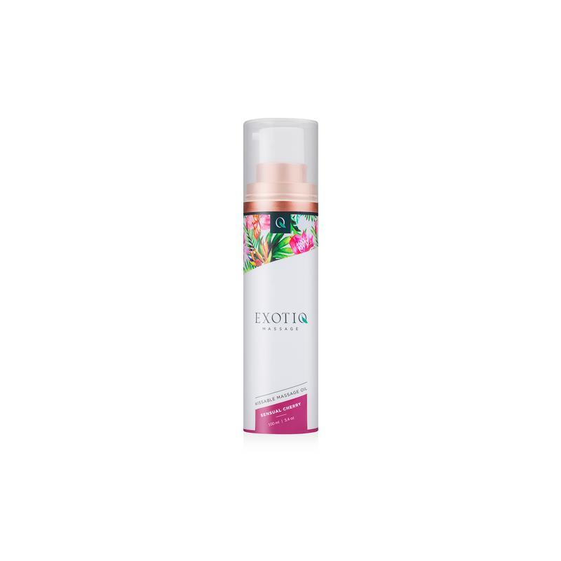 Massage Oil Sensual Cherry - 100 ml