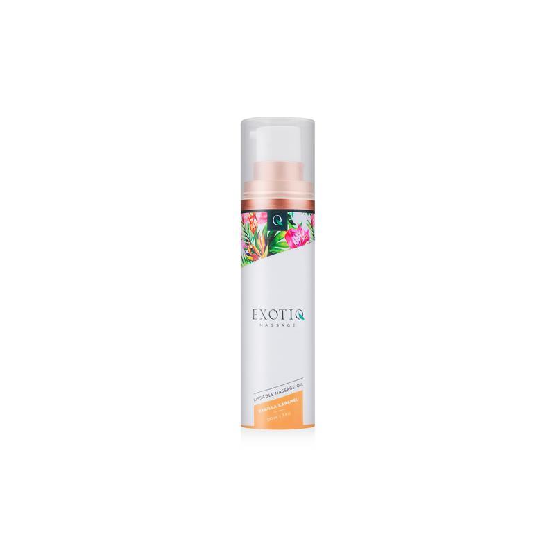 Massage Oil Vanilla Caramel 100 ml