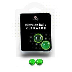 Set 2 Brazilian Balls Vibración