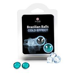 SET 2 BRAZILIAN BALLS EFECTO FRIO