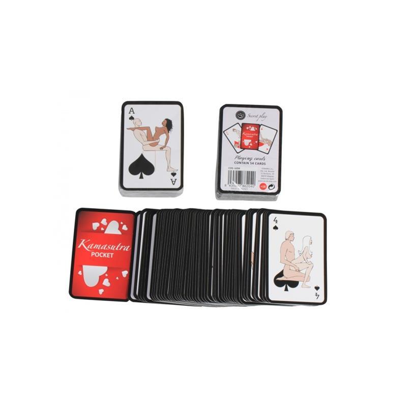 Pocket Kamasutra Card