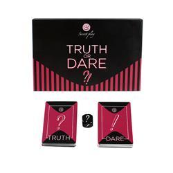 Juego Truth or dare (ES/EN)