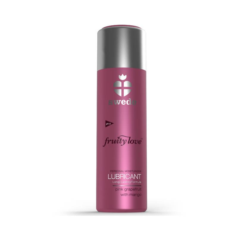 Fruity Love Lubricant Pink Grapefruit with Mango 100 ml