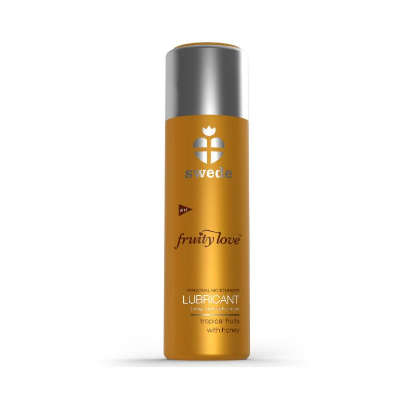 Fruity Love Lubricant Tropical Fruits with Honey 100 ml