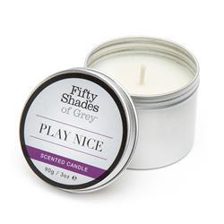 F.S.G. Play Nice Vanilla Candle 90 g.