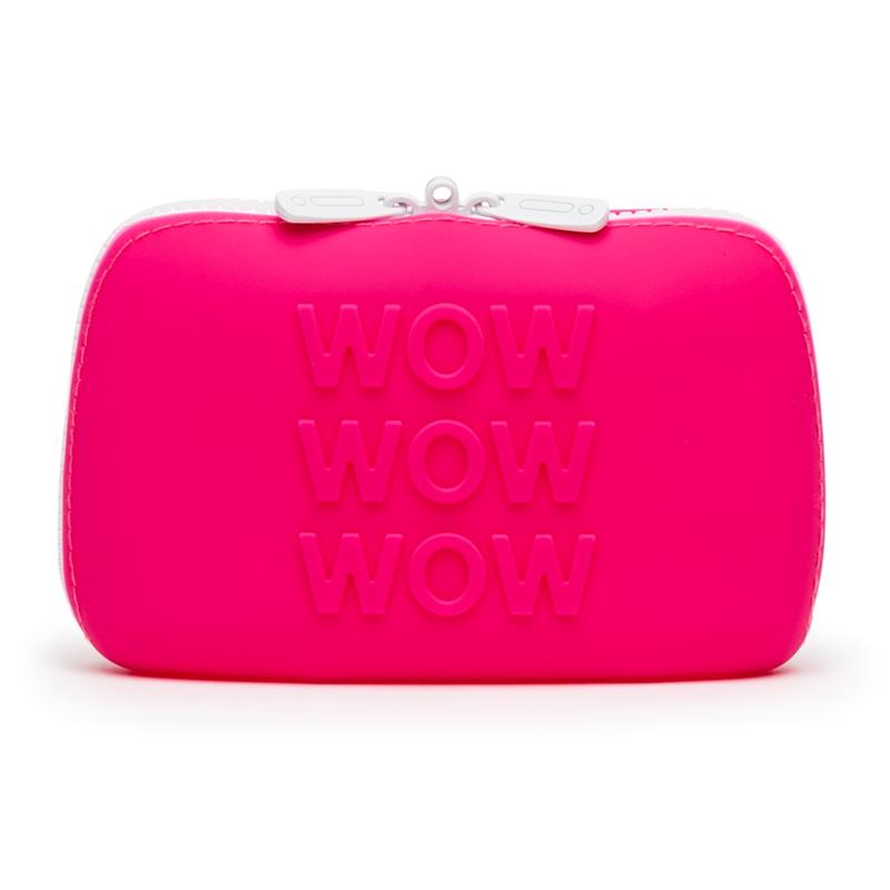 WOW Storage Zip Bag Small Pink