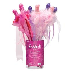 Bachelorette Party Favors  Fancy Pecker Wand - Dis